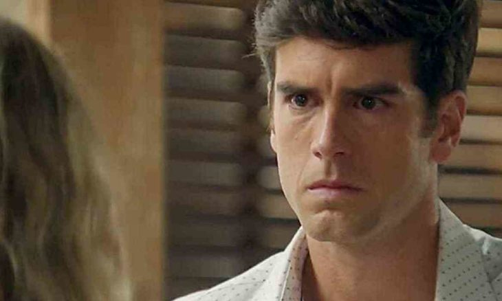 Felipe se rende à chantagem de Jéssica para salvar Shirlei da prisão nesta quinta (25) em 'Haja Coração'