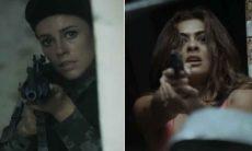 """Jeiza e Bibi trocam tiros durante invasão nesta segunda (15) em """"A Força do Querer"""""""
