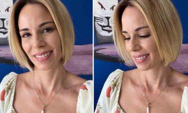 """Ana Furtado exibe beleza natural em selfie: """"Filtro? Hoje só o solar!"""" (Foto: Reprodução/Instagram)"""