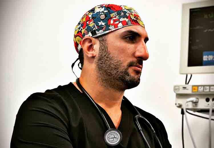 Omar Saleh Hajmurad: conheça o famoso influenciador e médico conhecido internacionalmente por Doctor Ohaj. Foto: Divulgação