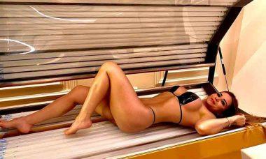 Musa fitness Viviane Tube, mãe de Viih Tube, revela procedimentos no corpo. Foto: reprodução Instagram