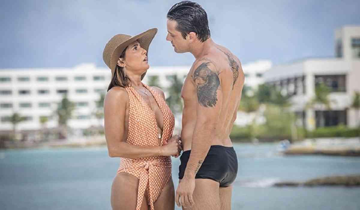 Alexia se encanta e envolve com Renzo nesta terça (23) em 'Salve-se Quem Puder'