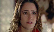 """Ana vê Rodrigo e Nina de mãos dadas nesta quinta (11) em """"A Vida da Gente"""""""