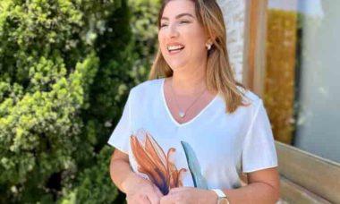 Luzia Costa: conheça a influenciadora especialista em design de sobrancelhas e mentorias com mulheres. Foto: Divulgação