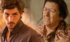 Lurdes descobre que Danilo é Domênico nesta terça (23) em 'Amor de Mãe'