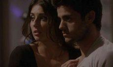 Lucrécia flagra Jade e Cobra juntos nesta quarta (31) em 'Malhação: Sonhos'