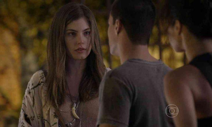 Bianca sente ciúme de Roberta com Duca nesta sexta (26) em 'Malhação: Sonhos'
