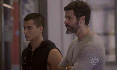 """Gael proíbe seus alunos de se relacionarem com Cobra nesta sexta (5) em """"Malhação: Sonhos"""""""