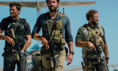 Globo vai exibir 'Os Soldados Secretos De Benghazi' neste domingo a noite (28)