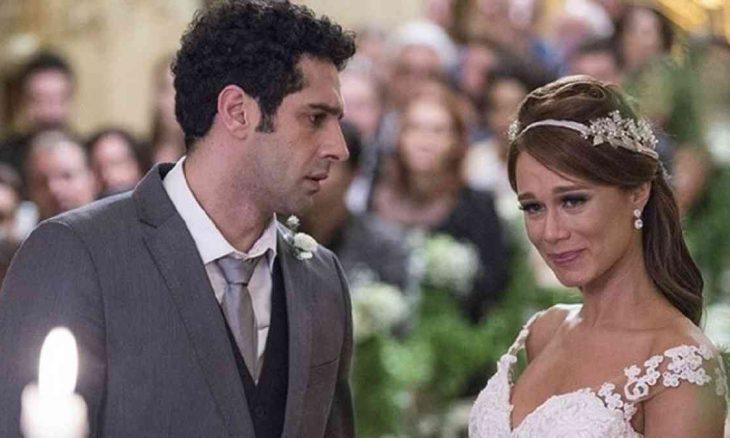 """Tancinha decide se casar com Beto por causa de Bia nesta sexta (12) em """"Haja Coração"""""""