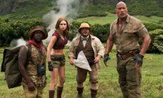 Globo exibe 'Jumanji: Bem-Vindo À Selva' na Temperatura Máxima desta domingo (21)