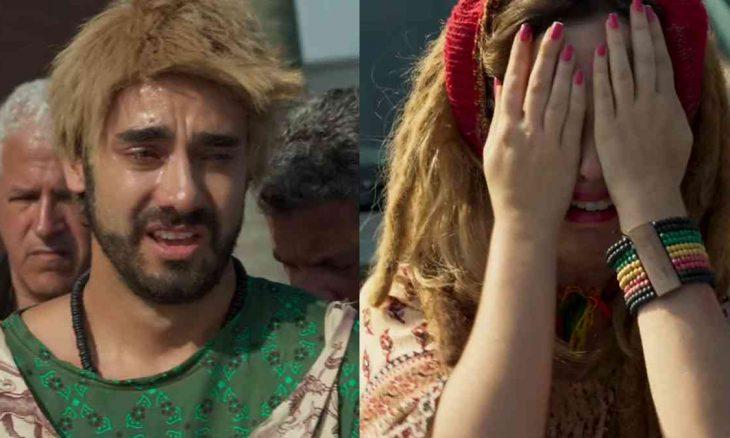 """Fedora fica transtornada ao ver Leozinho sendo preso nesta quinta (4) em """"Haja Coração"""""""