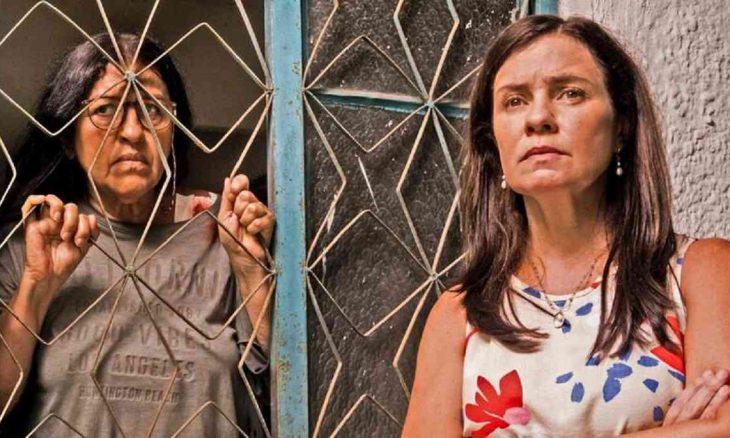Presa em cativeiro, Lurdes é ameaçada por Thelma nesta terça (30) em 'Amor de Mãe'