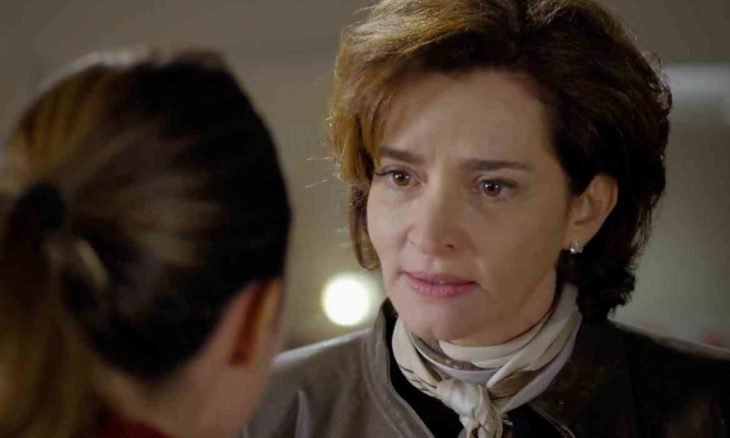 """Vitória exige que Ana não deixe que Júlia atrapalhe seu treinamento nesta terça (9) em """"A Vida da Gente"""""""