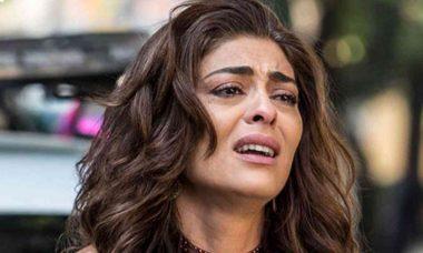 """Bibi se desespera ao descobrir que Silvana gastou seu dinheiro em jogo nesta sexta (5) em """"A Força do Querer"""""""