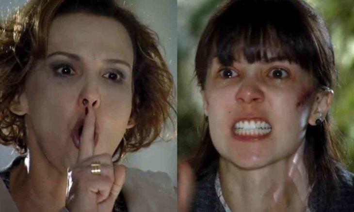 Eva expulsa Manuela e Júlia de casa nesta quarta (24) em 'A Vida da Gente'