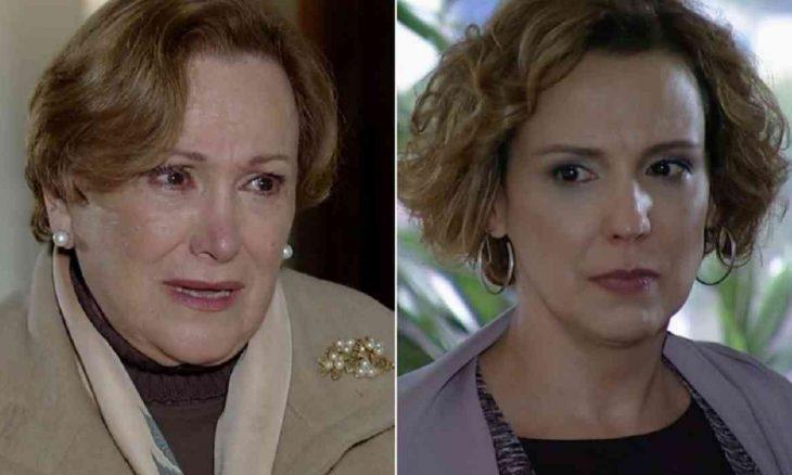 Eva se enfurece ao ver Iná com Ana nesta segunda (29) em 'A Vida da Gente'