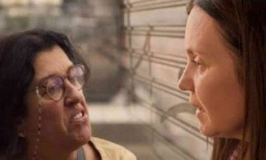 Lurdes confronta Thelma sobre Danilo nesta quarta (24) em 'Amor de Mãe'