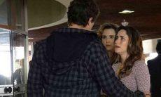 """Rodrigo vai para o aeroporto e grita por Ana nesta quinta (4) em """"A Vida da Gente"""""""