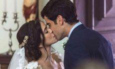 """Shirlei e Felipe se casam nesta quinta (18) em """"Haja Coração"""""""