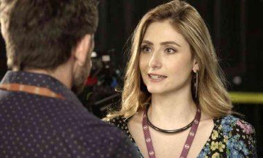 Petra pede teste para substituir Alexia na novela nesta sexta (2) em 'Salve-se Quem Puder'