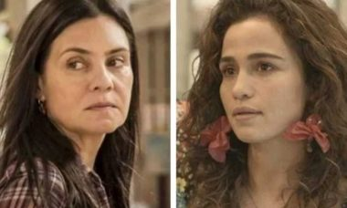 Érica sente o cheiro de Lurdes em Thelma nesta quinta (1) em 'Amor de Mãe'
