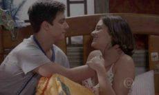 Jeff e Mari começam a namorar de verdade nesta terça (20) em 'Malhação: Sonhos'