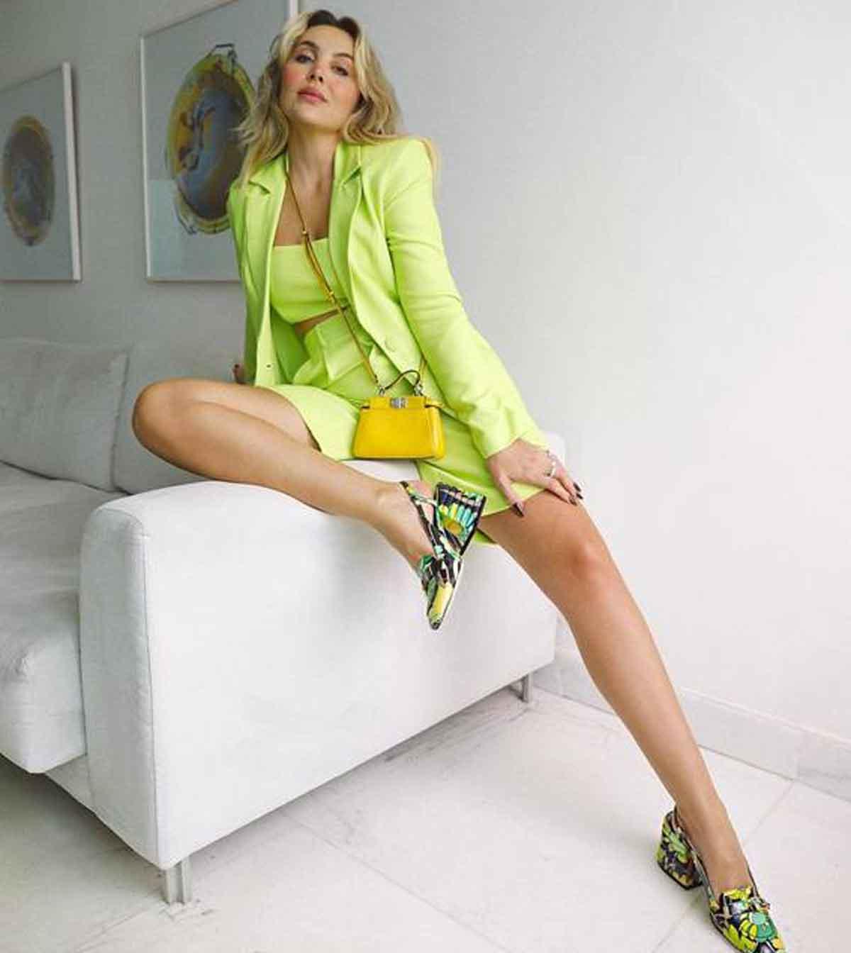 Pamella Ferrari, sucesso na internet e no mundo da moda. Foto: Divulgação