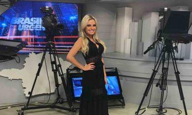 Cris Carneiro: jornalista talentosa, mãe dedicada e estilo de vida saudável. Foto: Divulgação
