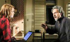 José Alfredo discute e se enfurece com Cristina nesta quarta (21) em 'Império'