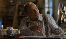Laudelino lamenta o fim de seu namoro nesta segunda (5) em 'A Vida da Gente'