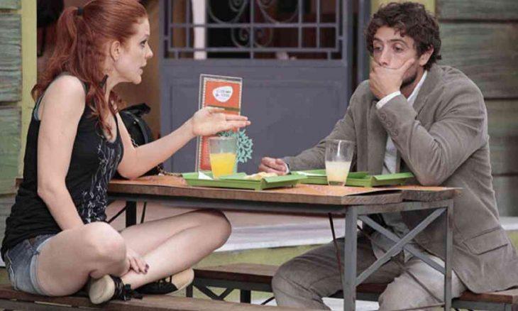 Nanda critica Rodrigo por abandonar os amigos nesta terça (6) em 'A Vida da Gente'