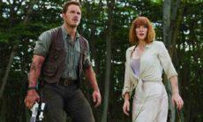 Globo exibe 'Jurassic World: O Mundo Dos Dinossauros' neste domingo a tarde (4)