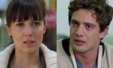 Após noitada, Rodrigo se desculpa com Manuela nesta quinta (8) em 'A Vida da Gente'
