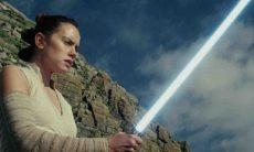 Globo irá exibir 'Star Wars: Os Últimos Jedi' neste domingo a tarde (18)
