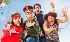Globo vai exibir 'Os Parças 2' na 'Tela Quente' desta segunda (12)
