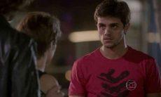 Cobra descobre que Jade humilhou Karina e fica furioso nesta quinta (15) em 'Malhação: Sonhos'