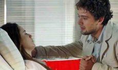 Rodrigo fica sensibilizado ao ver Ana nesta quinta (29) em 'A Vida da Gente'