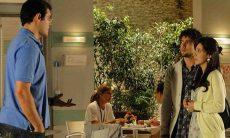 Lúcio diz para Manu esperar para contar novidades a Ana neste sábado (1) em 'A Vida da Gente'