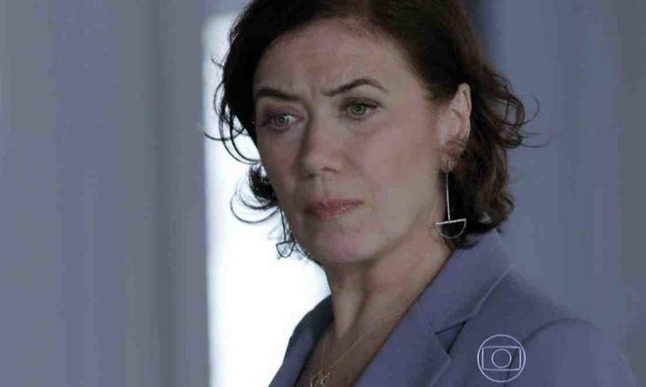 Maria Marta quer descobrir quem é a amante de José Alfredo neste sábado (1) em 'Império'