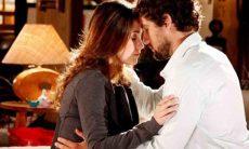 Ana e Rodrigo quase se beijam nesta segunda (24) em 'A Vida da Gente'