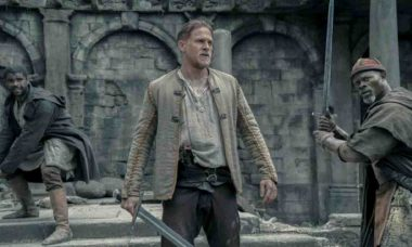 'Rei Arthur - A Lenda Da Espada' será exibido na 'Temperatura Máxima' deste domingo (16)