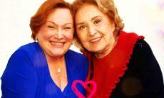 Ewa Vilma e Nicette Bruno. Foto: Reprodução Instagram