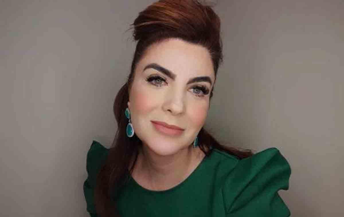 Andreia Miron, consultora de luxo no setor de moda e perfume. Foto: Divulgação