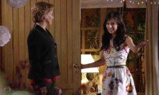 Eva chega à festa de Manuela nesta terça (25) em 'A Vida da Gente'