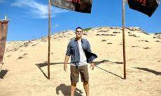 Globo divulga primeira foto da praia onde será gravado 'No Limite'