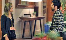 Amanda volta para a mansão e causa discussões nesta terça (1) em 'Império'