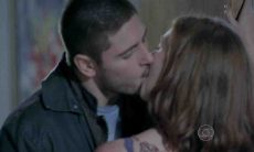 João Lucas beija Maria Ísis nesta segunda (17) em 'Império'