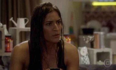 Nat recebe uma resposta de Scorpio nesta quarta (19) em 'Malhação: Sonhos'