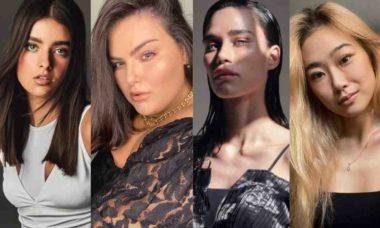 Confira as novas modelos do elenco de 'Verdades Secretas 2'